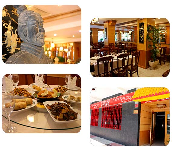 Restaurante Dragón Oriental
