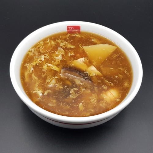 Sopa tres delicias