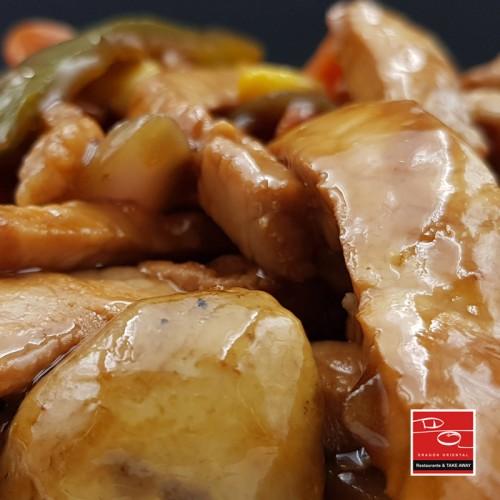 Chop-Suey de cerdo