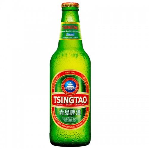 Cerveza China (tercio)
