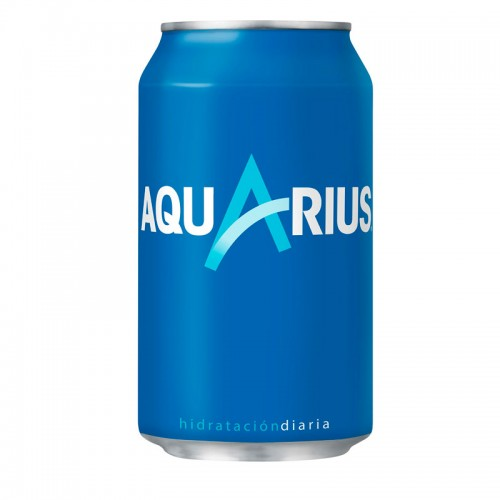 Aquarius Limón (330ml)