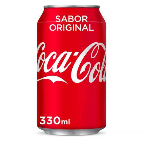 Promoción 1 Coca Cola (330ml)