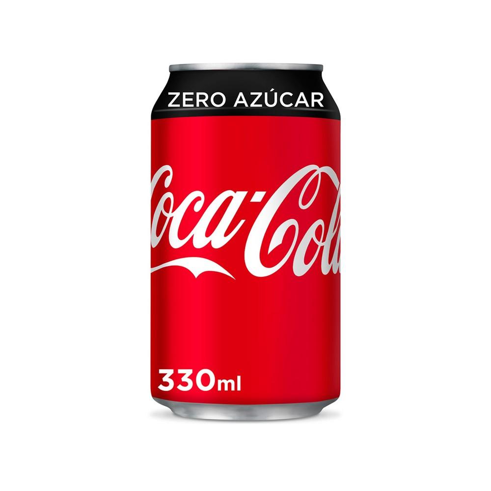 Coca Cola Zero (330ml)