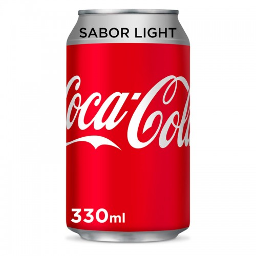 Coca Cola light (330ml)