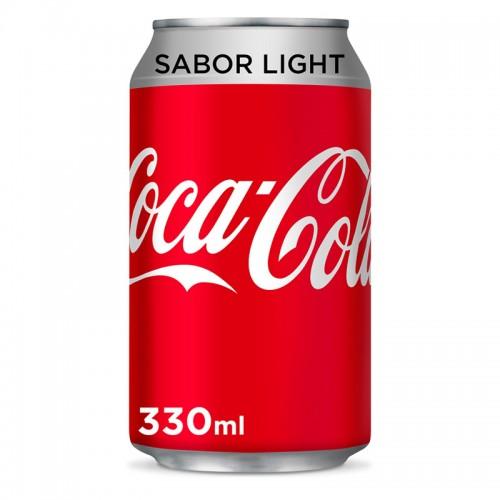 Coca Cola light (330ml)